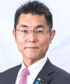 石橋 林太郎(広島県議会議員)/顔写真