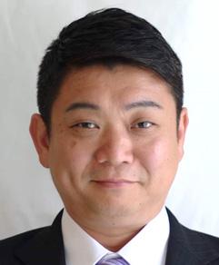 代表理事 水島誠司(茅ヶ崎市議)